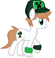 Chase With my cutie mark Version :3 by cutecutederpypony14