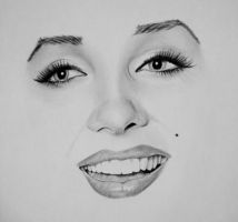 Marilyn Unfinished by Dodos24