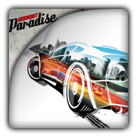 Burnout Paradise icon by Themx141