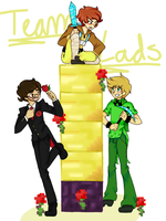 Team Lads by noodlemonstah