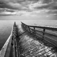 Broken pier II by Kleemass