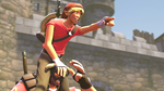 Link in TF2 by TheFlyCat