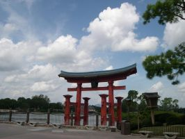 EPCOT Japan 20 by AreteStock