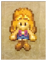 Karen - Harvest Moon - Bead Sprite by flamemandala
