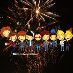 One Direction + 5SOS 'New Years Eve' by Sharsel