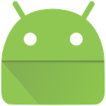 Modern Android Icon SVG/PNG by qubodup