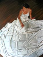 The Wedding Dress by HeatherHorton