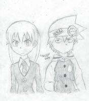 Soul Eater by Tkeio