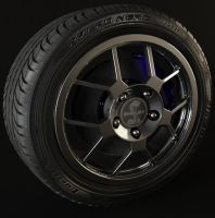 Shelby Rim by thiagomarcondes