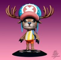 Tony Tony Chopper by Veus-T