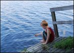 The Water Is Wide II by Eirian-stock