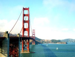 Golden Gate 3 by koganemouche