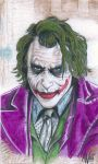 The Joker Color by avuu