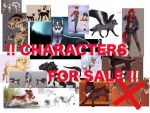 QUALITY CHARACTER SALE - TONS OF ART by Vaiira