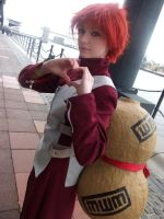 Gaara Can Love? by LadyEmber101