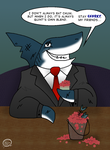 So Sharky... by UncleScooter