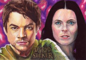 Legend of the Seeker puzzle by Ethrendil