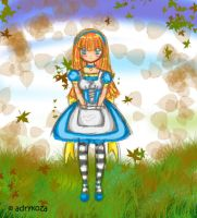 Alice In Wonderland by adrykoza