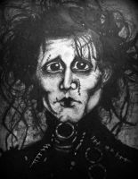 Edward Scissorhands by T-Thomas