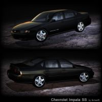 Chevy Impala SS by Schaefft