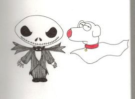 I Stewie the pumpkin king by AngelForAdoption