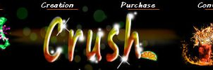 Crush Web Banner by AshTwin