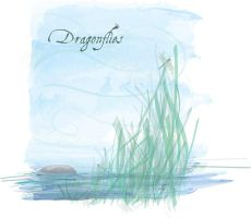 Dragonflies by vixentheangryfox