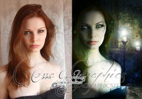 Bea Cat's eyes by CoraGraphics