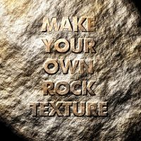 Dynamic Rock Textures by ritter99