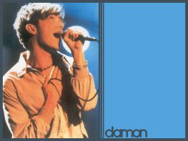 Damon Albarn Wallpaper no.21 by Groteskiprincessa