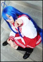Lucky Star Cosplay: konakona by Kotodama