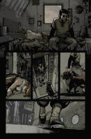 WIld Blue Yonder issue 4 page 10 Color by nelsondaniel