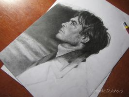 Ian Somerhalder WIP 2 by VeronikaBulahova