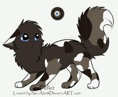 Cat Point Adoptable .:Closed:. by AdoptAllTheThings