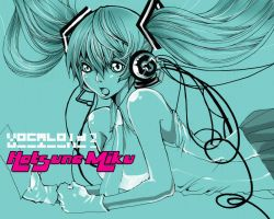 Hatsune Miku CD Cover by BeaAraneta