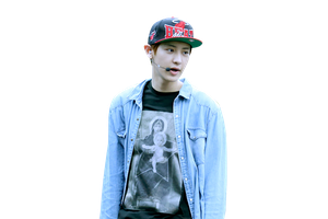 Chanyeol render 4 by KyleSESS