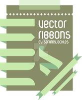 Vector Ribbons by SammyJackles