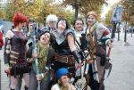 Dragon Age: Heroes of Derpwall by PerfectlyHappyThere