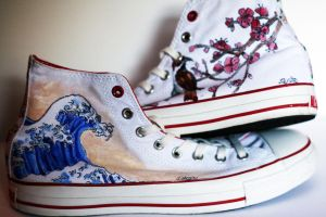 Wave Converse by ElizabethPicardi