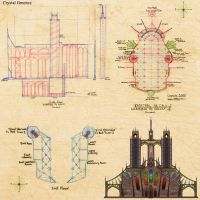 Cathedral Floor Plans by Cryej