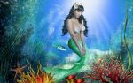 Katy Perry Mermaid Morph (request) by TFLOVER28