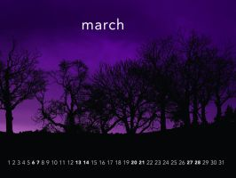 Plant trees - March by aaron4evr