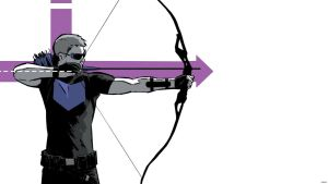 Hawkeye by Xionice