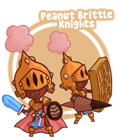 Peanut Brittle Knights - Dec '12 Redux by The-Knick