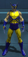 Wolverine (DC Universe Online) by Macgyver75