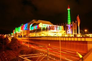 Festival of Lights ICC by otobai