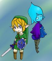 Link x Fi: Updated by Ask-Ghirahim