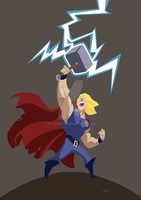 Thor by synndt