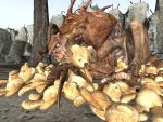 Snuggles the Deathclaw by F-TheMainstream