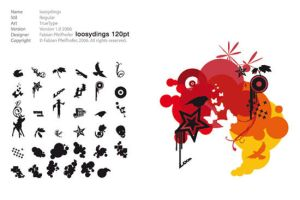 loosydings-expert.ttf download by protofonts